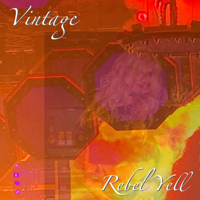 Vintage - Rebel Yell
